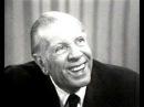 Jorge Luis Borges TV Interview subtitled