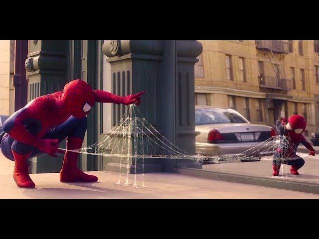 Песня про Человека Паука Тук Тук Тук я Человек Паук