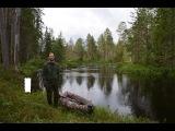 Север. Республика Карелия. Одиночный сплав по реке Волома (1 ЧАСТЬ)