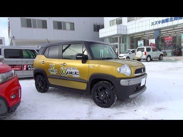 2018 New SUZUKI XBEE HYBRID 4WD - Exterior Interior