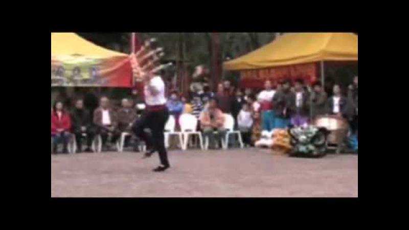 Hung Fut Kung Fu Demo (Hong Kong)