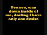 The ink spots - I don't want to set the world on fire (with lyrics)