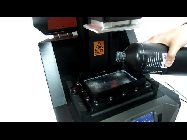 Обзор 3D принтера FlashForge Hunter