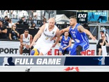 Russia defeats Puerto Rico in a real thriller! - Full Game - FIBA 3x3 World Cup 2017
