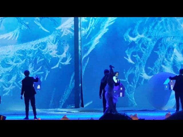 Гр. КВАТРО в Кркус СитиХолл 17.12.2017 Видео Ирины Бобовой.