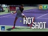 Best Hot Shots From Indian Wells 2018