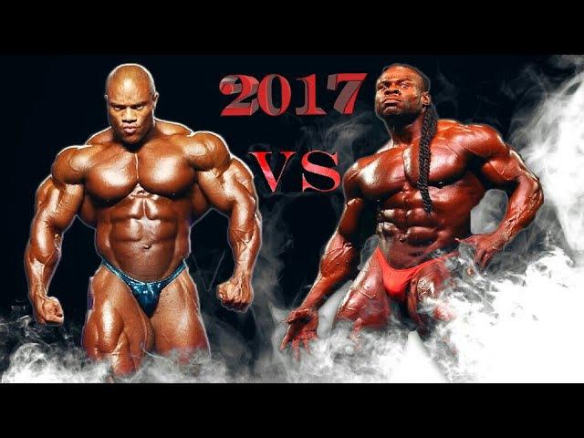 Kai Greene VS Phil Heath 2017 - ITS RIVALRY GAME | BODYBUILDING BEAST MOTIVATION