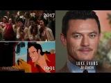 Сравнение Мультфильм и фильм