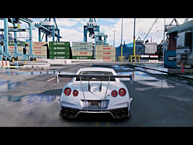 Пизда► GTA 5 Graphics | 2018 REDUX Gameplay! Ultra Realistic Graphic ENB MOD PC [4k 60FPS]