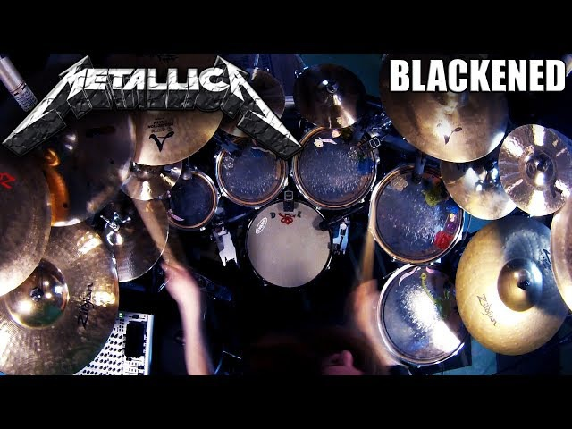 Metallica - Blackened - DRUMS