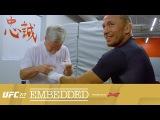 UFC 217: Embedded- Episódio 1