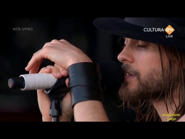 30 Seconds To Mars- City of angels- LIVE