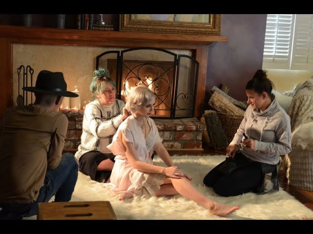 Colette Carr - Play House (Behind The Scenes)