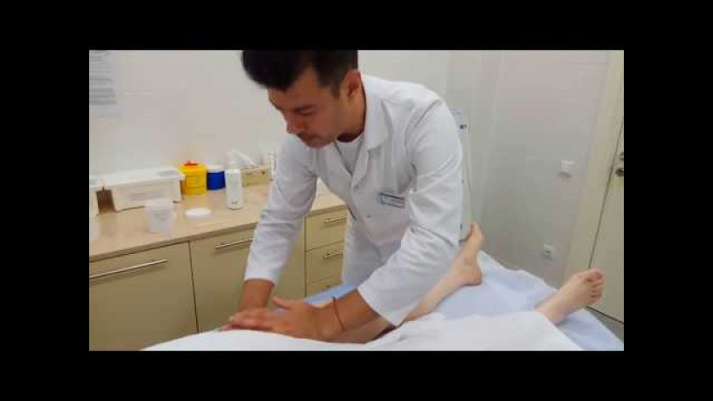 Лимфодренажный массаж в клиника Реформа by Dr. Mikhaylova