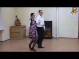 Полька-фокстрот Весёлая минутка Схема танца Polka-foxtrot The Funny Minute