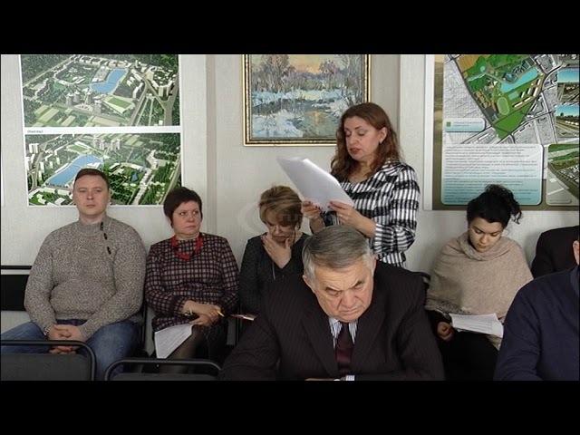 Заседание исполкома Славянска 21 03 2018