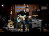 Fender Custom Shop Jazzmaster Journeyman Relic Guitar Demo