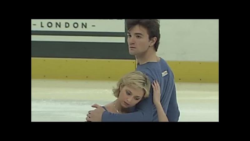 [HD] Elena Berezhnaya and Anton Sikharulidze - Lady Caliph - 2001 Cup of Russia SP
