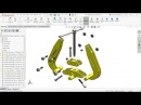 Solidworks tutorial Exploded view in Solidworks