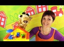 Video divertenti per bambini - Indovinello! Come si chiama il camion?