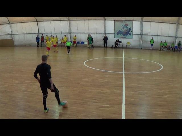 Химик-Монолит-2 5:3 Aquasferra FULL | НМФЛ Донецк, дивизион Центр, 19т