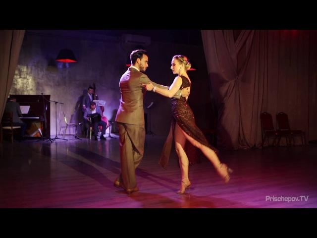 Los Rosales (Liza Rosales и Juan Manuel Rosales) Tango En Vivo, 1-4, A Lesson Of Love Planetango