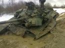 Зверская мощь легендарных танков т-72 т-80 уникальная видео как шведы испытывали русские танки