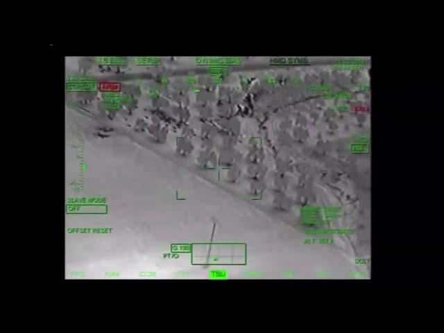 ATAK helikopteri teröristleri böyle vurdu Harika Videolar