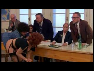 La Maturanda Carmen Russo, Renzo Montagnani e Marisa Merlini
