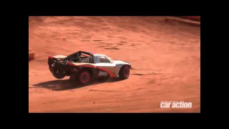 Test Drive Losi 5IVE-T RTR with Active Vehicle Control