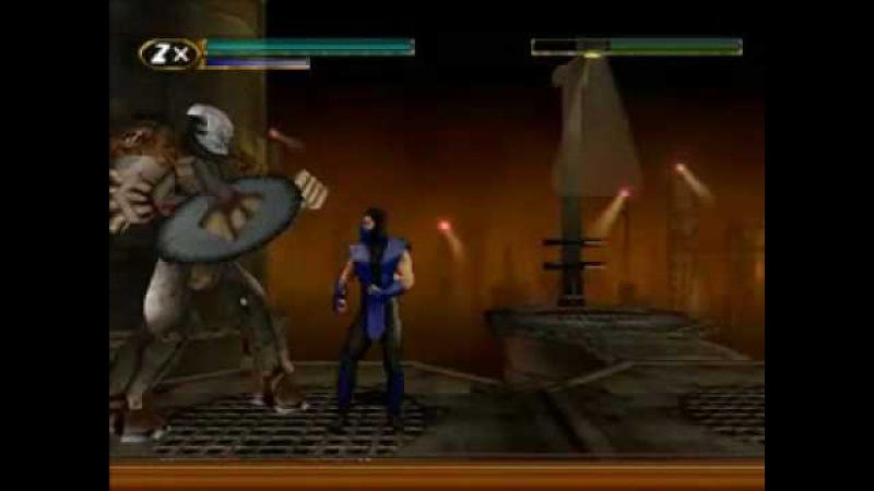 TAS Mortal Kombat Mythologies N64 in 3214 by Dark Fulgore