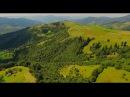 Карпати з висоти пташиного польоту, озеро Синевір