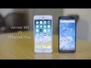 Vernee M6 VS iPhone 8Plus