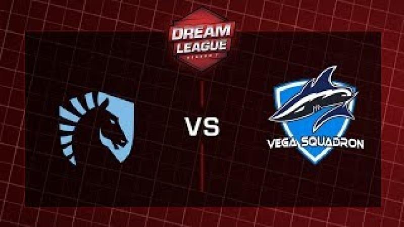 Team Liquid vs. Vega Squadron - Game 2 - Play Offs - DreamLeague Season 7