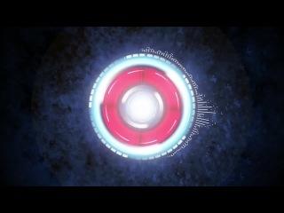 Футаж для начала фильма: Высокотехнологичная матрица
