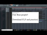 Free Afro Beats ( BUBBLE UP) FLP link will be in the description.