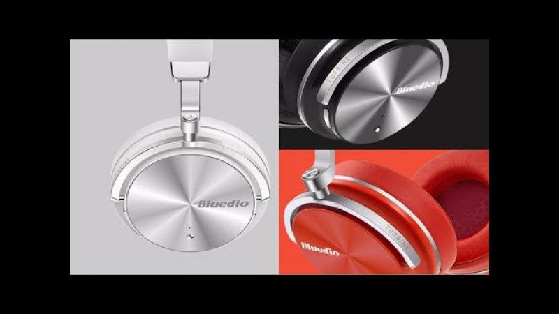 Bluedio T4S Active Noise Cancelling Wireless Bluetooth Headphones