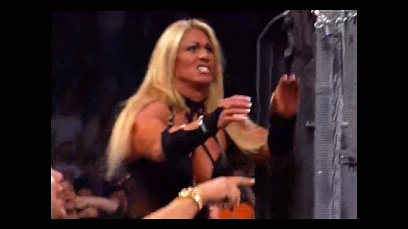 WCW Nitro 11/01/99 - Asya Torrie Wilson Segments (feat Filthy Animals/The Revolution)