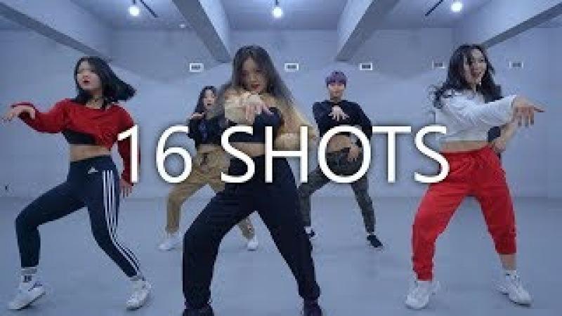 Stefflon Don - 16 Shots   NARIA choreography   Prepix Dance Studio