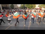 Bulgarian Folklore Dance Flash mob in London 2017 Български Фолклорен Танцов Флашмоб в Лондон 2017