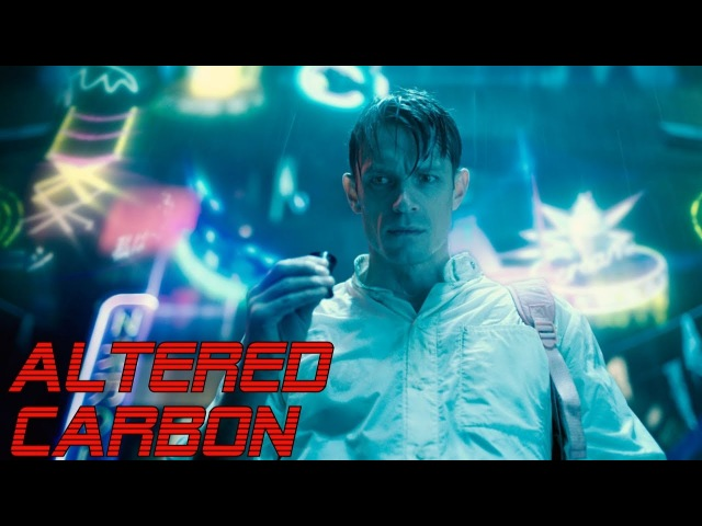ALTERED CARBON   Best of Synthwave and Cyberpunk Music Mix