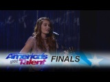 Mandy Harvey Deaf Singer Amazes With Beautiful Tune - America's Got Talent 2017