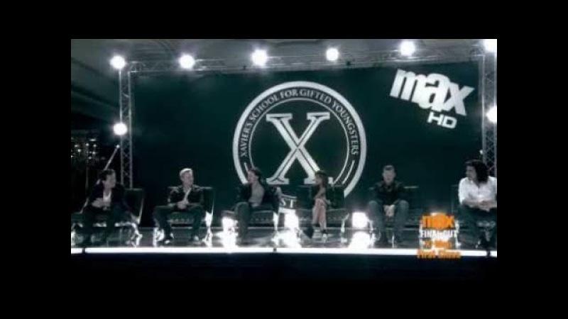 Final Cut: X-Men First Class: Cast Discussion (Cinemax)