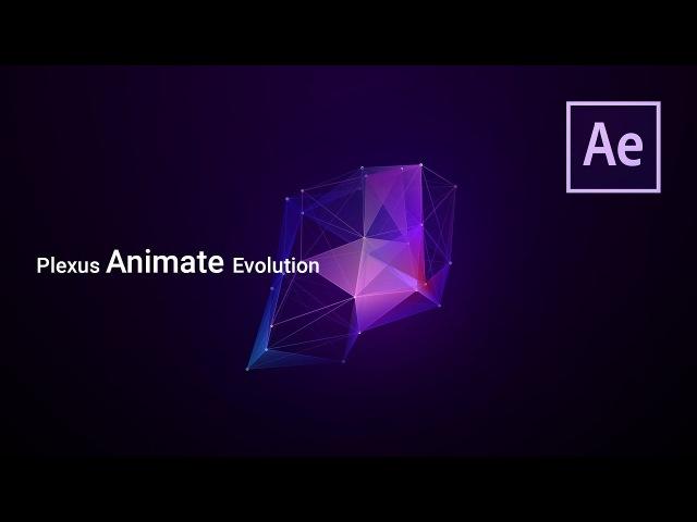 After Effects - Plexus Animate Evolution Tutorial