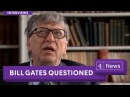 Bill Gates interview 2017 - on AI, Trump and fake news
