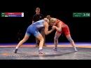 КР-17. ЖБ. Золото. Мария Гурова - Нина Менкенова