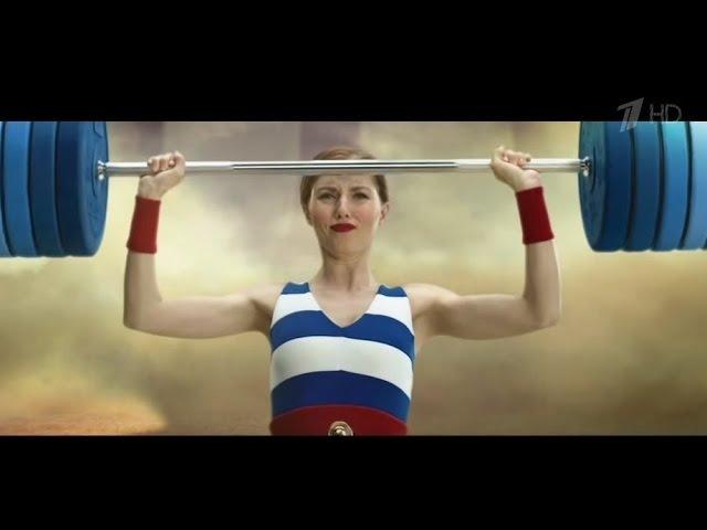 Реклама Агуша - Цирковой силач