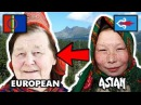 The Connection Between Whites and Asians Genetics of the Sami Ainu and Siberian Peopels