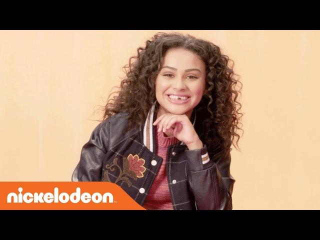 Даниелла для Nickelodeon