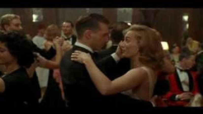 Ralph and Kristin, Dance Scene from The English Patient